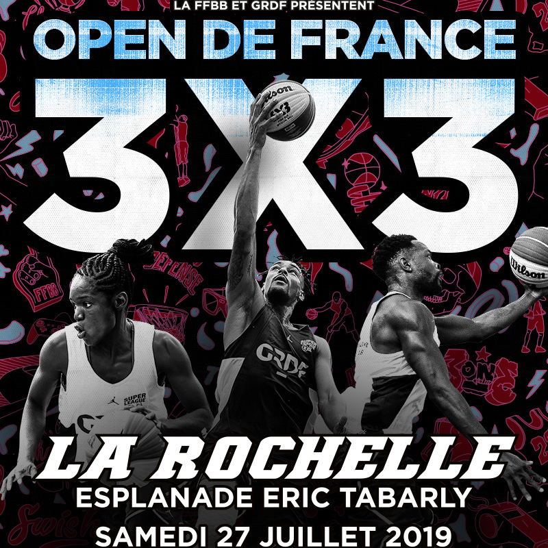 Carré Open de France 3x3