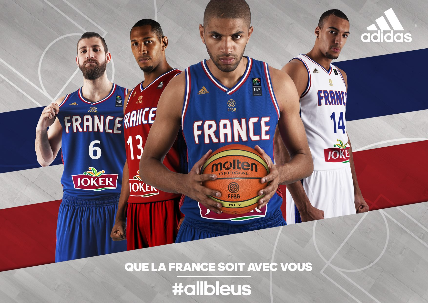 Maillot 2015 | FFBB
