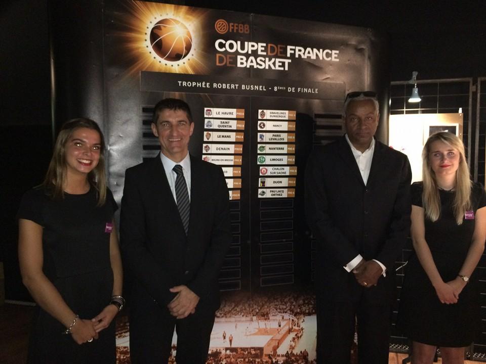 Tirage au sort des 8e de finale ffbb - Tirage au sort 16eme de finale coupe de france ...