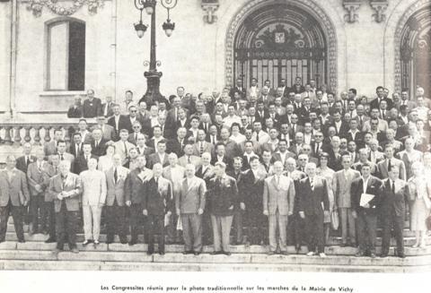 AG 1961 à Vichy