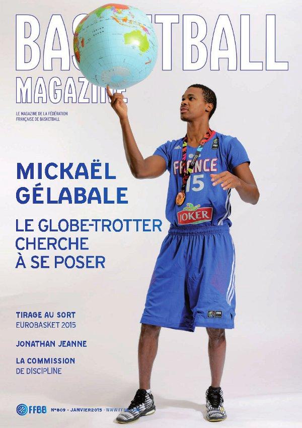 Le nouveau BasketBall Magazine est sorti | FFBB