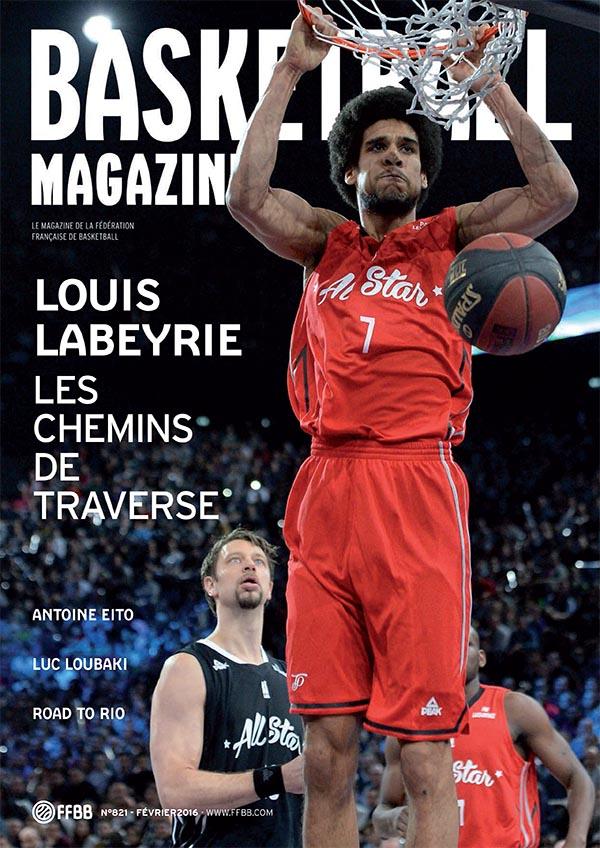 Découvrez le nouveau BasketBall Magazine | FFBB