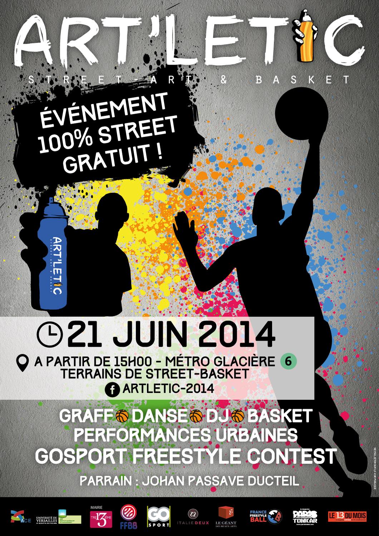 art'letic : street-art et basket à paris | ffbb
