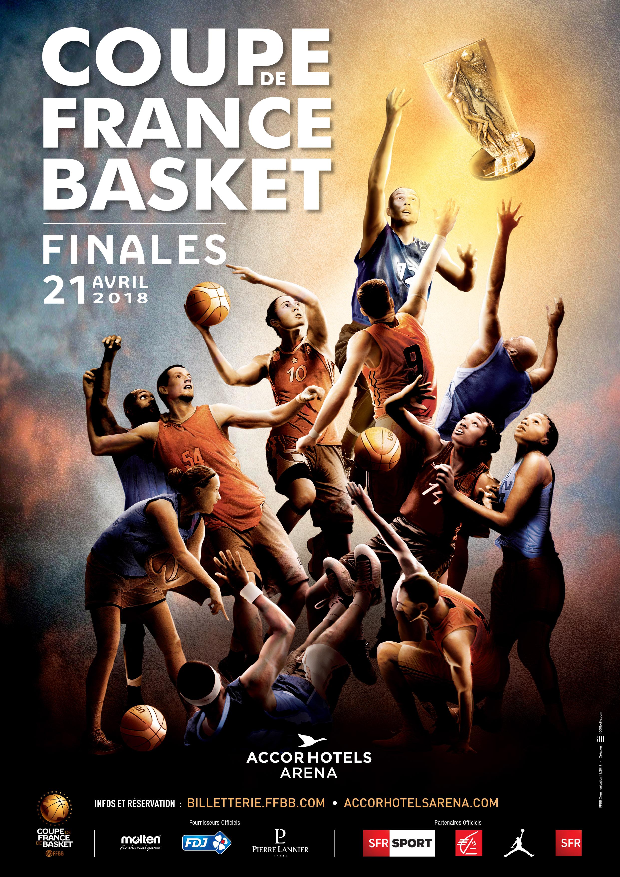 Affiches Finales Coupe de France