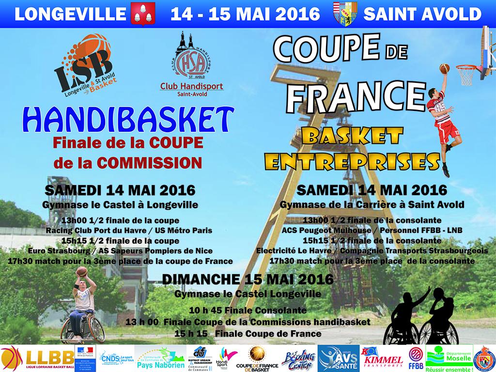 Finale de la coupe de france basket entreprises en - Date de la finale de la coupe de france ...