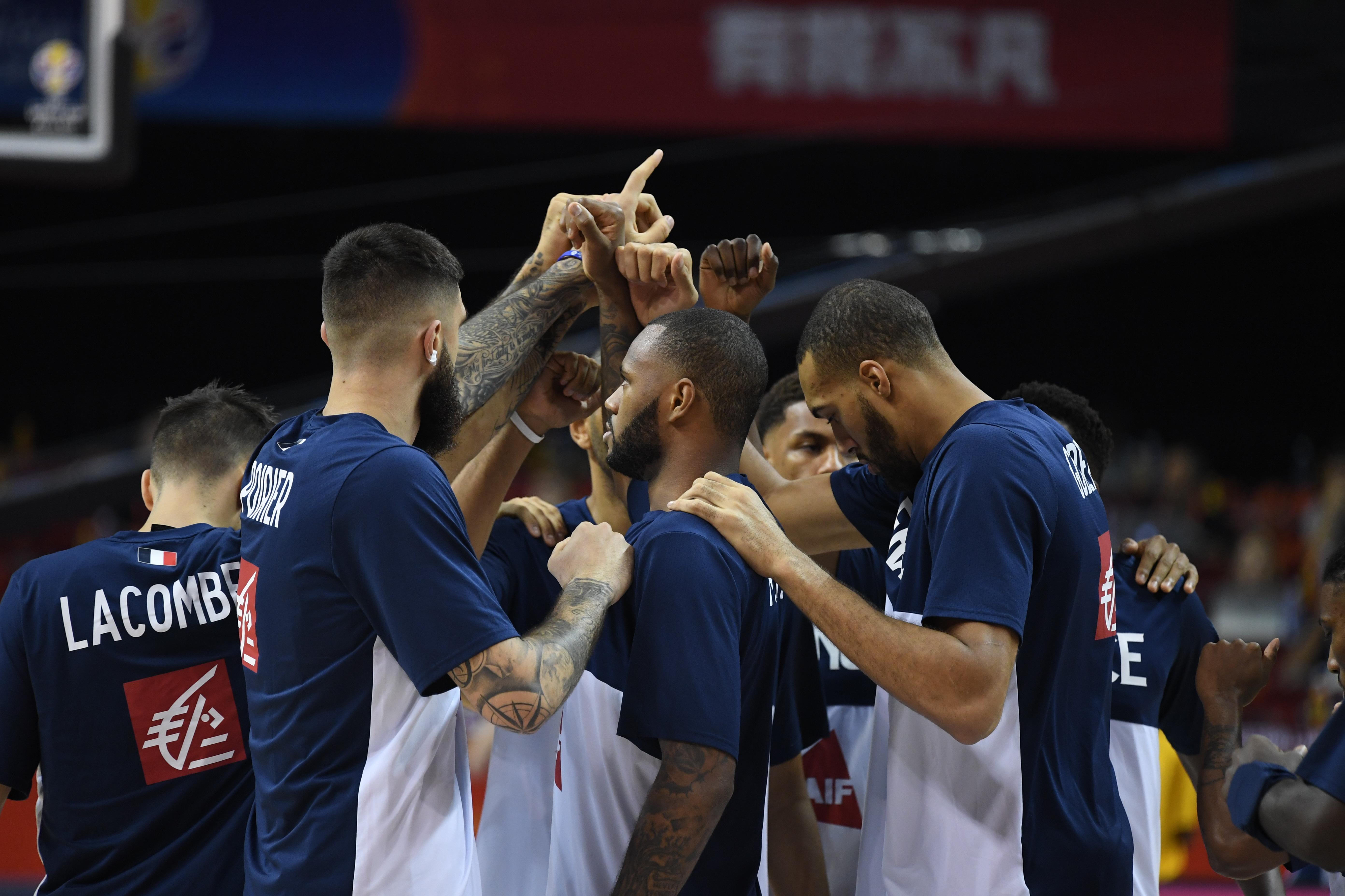 Calendrier General Ffbb 2021 2022 Mise à jour de la liste du Team France Basket | FFBB