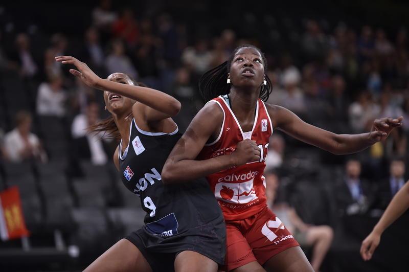 Finale u17 f minines mondeville lyon ffbb - Finale coupe de france basket feminin ...