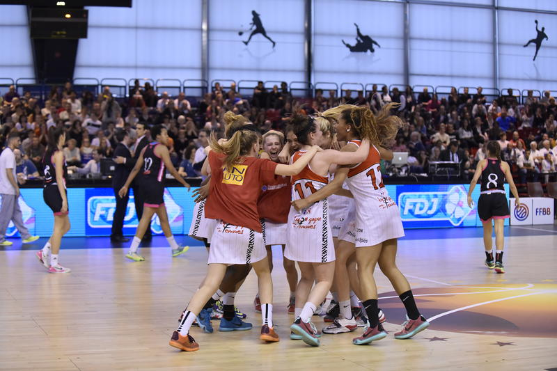 On conna t les 32e de finale ffbb - Finale coupe de france basket feminin ...