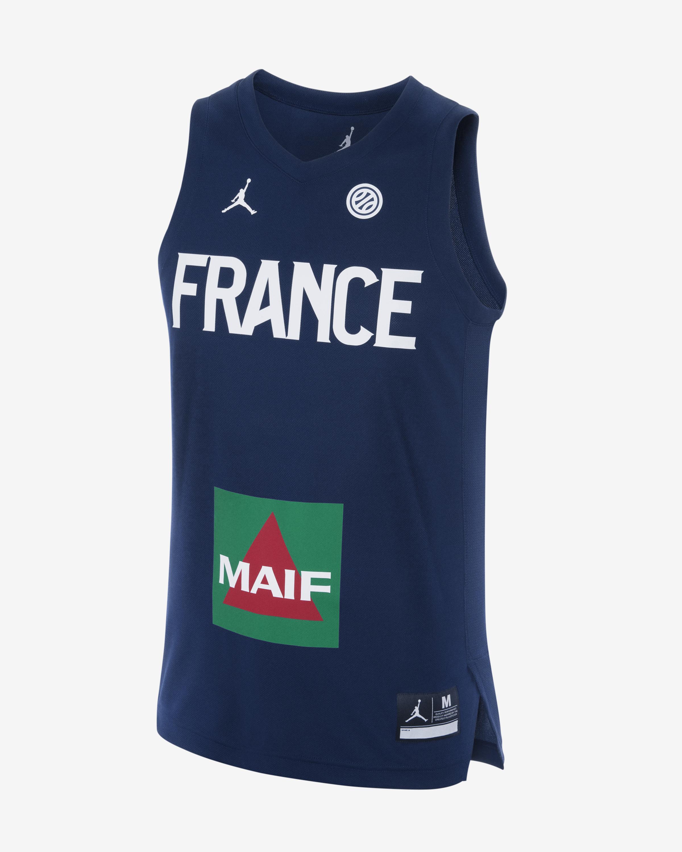 42cdb42e88 Le maillot France disponible sur le FFBB Store !