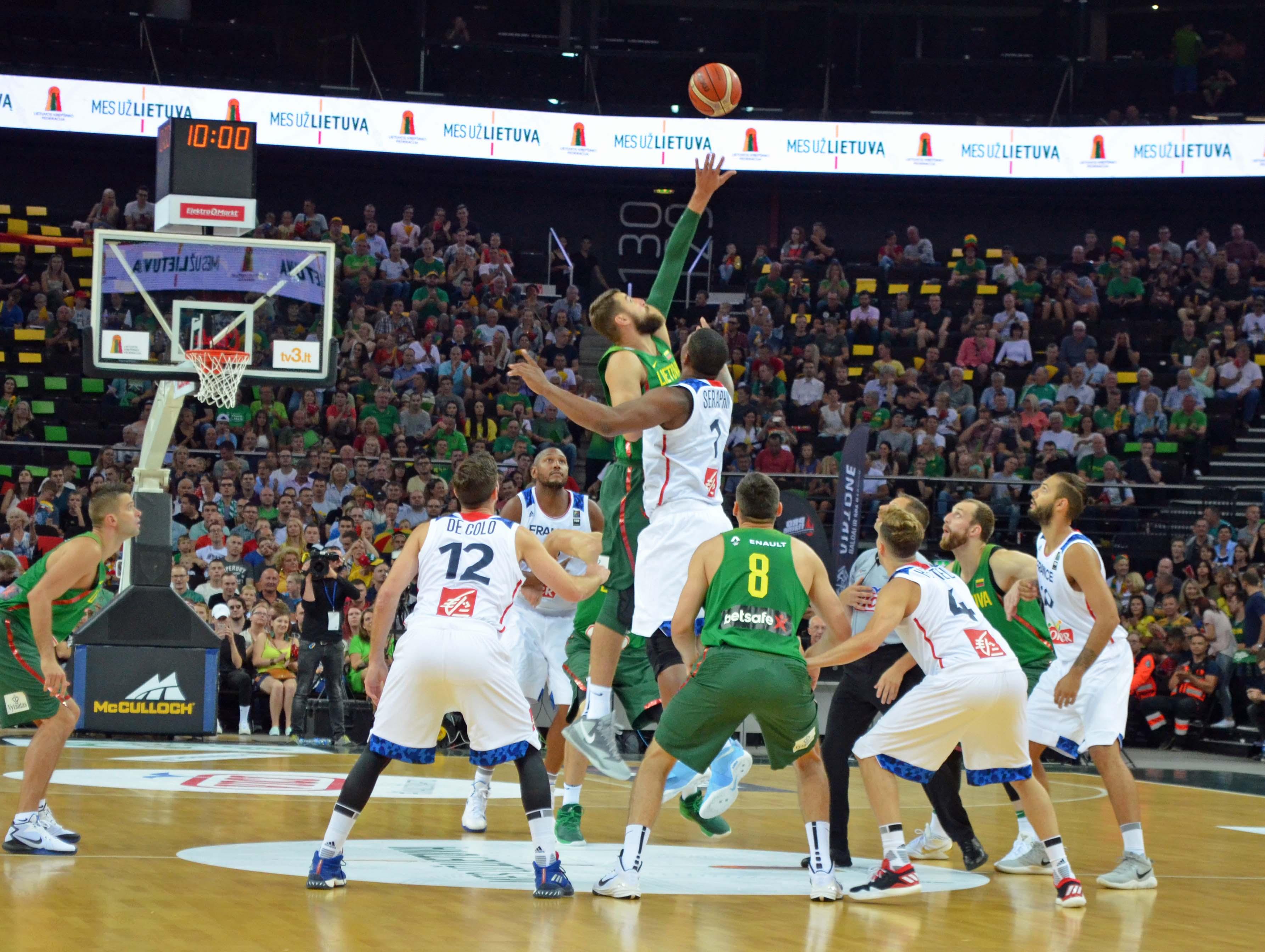 La Lituanie a pris sa revanche ce soir à Kaunas