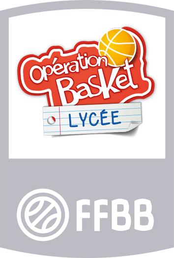 logo Opération Basket Lycée