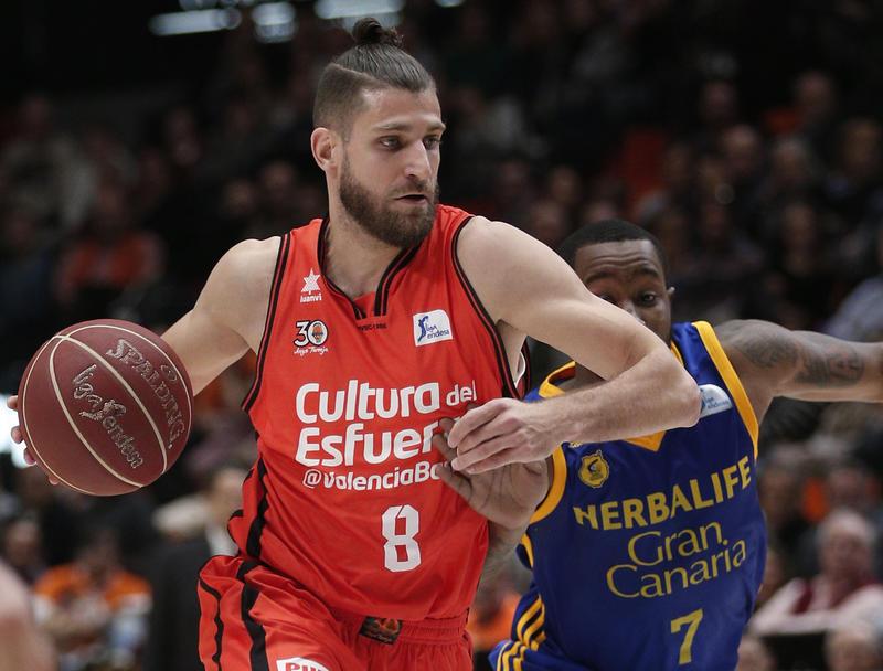 Antoine Diot et Valence qualifiés pour la finale de l'ACB