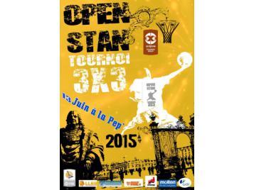 Affiche Open Stan