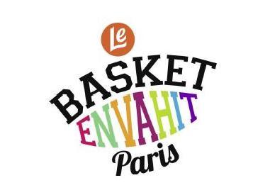 Logo le basket envahit Paris