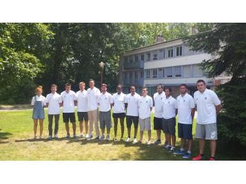 13 stagiaires en Midi-Pyrénées