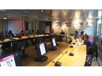 Séminaire des Fédérations Africaines à Paris