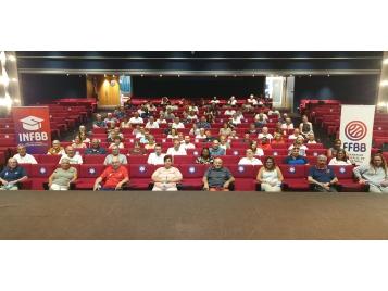 Réunis à Nîmes les participants du Campus 2021 ont beaucoup apprécié les différentes interventions