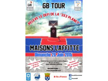 GB Tour Maisons Laffitte