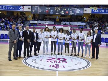 L'Equipe de France U16 féminines