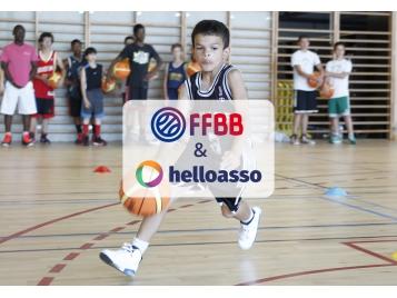 La FFBB et HelloAsso vont simplifier et aider à la prise de licence en ligne