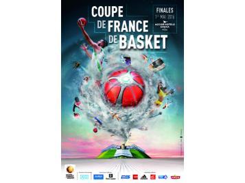 Affiche finale de la Coupe de France 2016