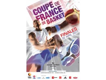 Affiche Finales Coupe de France 2017