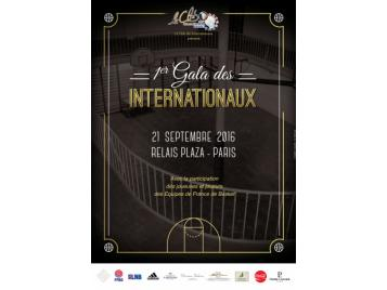Affiche 1er Gala des internationaux