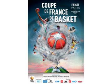 Affiche finales de la Coupe de France 2016