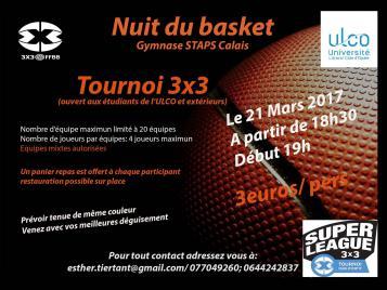 Nuit du Basket Calais
