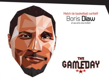 Affiche Boris DIaw Game Day