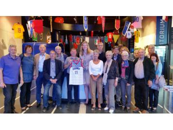 Membres du club des internationaux