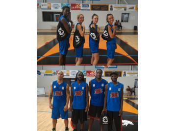 Vainqueurs Basket Ouest Urban