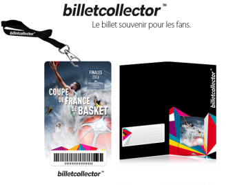 Visuel du Billet Collector