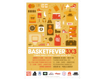 Basket Fever 3X3