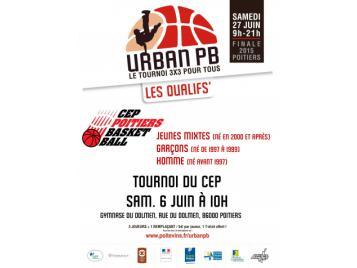 Urban Poitiers Basket