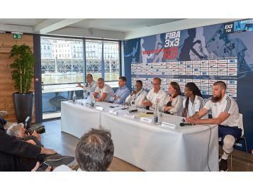 Conférence de presse ouverture de la Coupe du Monde