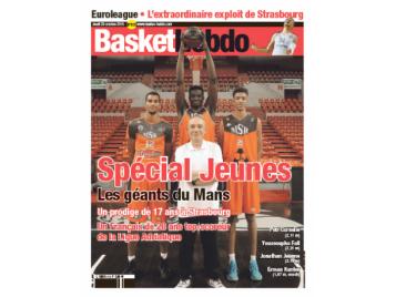 Couverture Basket Hebdo
