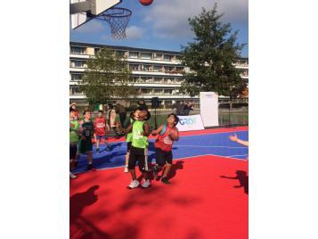 Inauguration playground