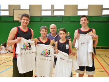 Vainqueur tournoi 3X3 Lycées UNSS/FFBB