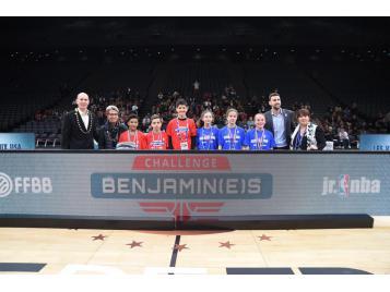 Les gagnants du challenge benjamin(e)s 2017