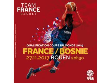 Affiche France - Bosnie