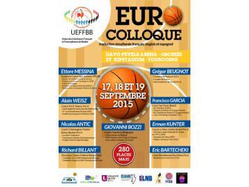 Affiche Euro Colloque