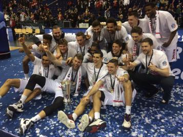 Fabien Causeur et Bamberg vainqueurs de la Coupe d'Allemagne