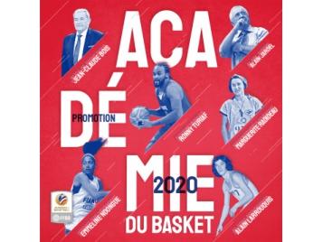 Une très belle promotion 2020 de l'Académie du Basket Français