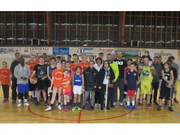 Tournoi 3x3 Téléthon du Carqueiranne Var Basket