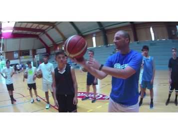 France Basket Camps