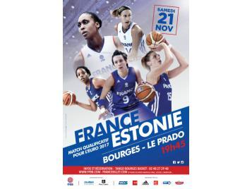 France - Estonie