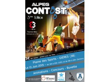 Alpes 3x3 Contest