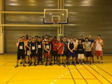 Les participants du tournoi de Labège