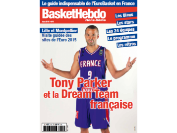 Couverture Tony Parker